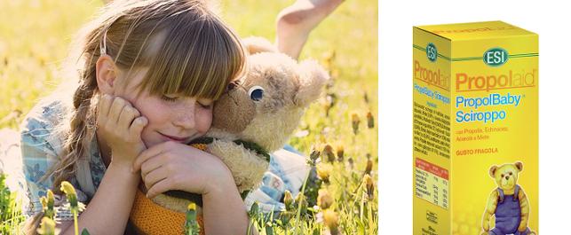 propolaid na odporność dla dzieci